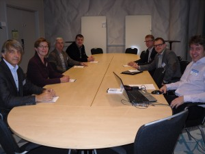 SmaRTGas Baltic project group